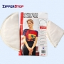"""1/2"""" Thick Basic All-Purpose White or Beige"""