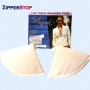 """1/2"""" Thick Covered ~ Set-In ~Tri-Point White or Beige"""